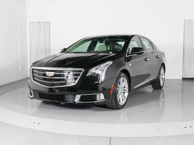 Used CADILLAC XTS 2018 MARGATE LUXURY