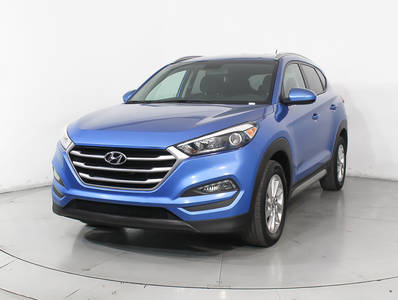 Used HYUNDAI TUCSON 2017 HOLLYWOOD SE