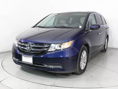 Used HONDA ODYSSEY 2016 WEST PALM SE