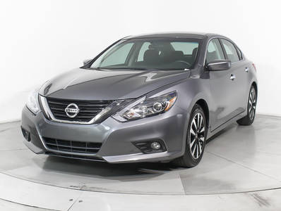 Used NISSAN ALTIMA 2018 WEST PALM Sv