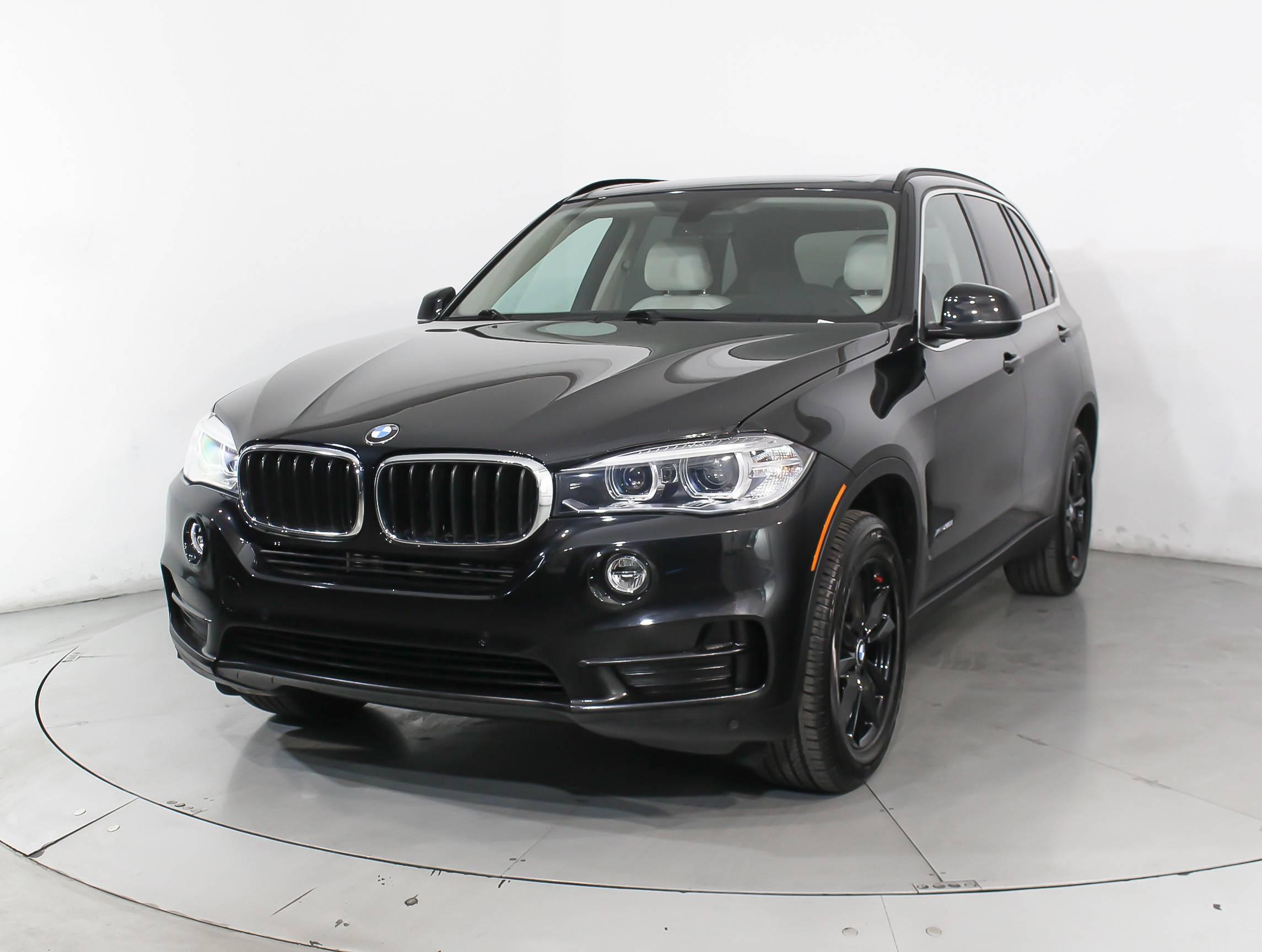 Used 2015 BMW X5 Xdrive35i 3rd Row SUV for sale in MIAMI, FL | 104344 | Florida Fine Cars