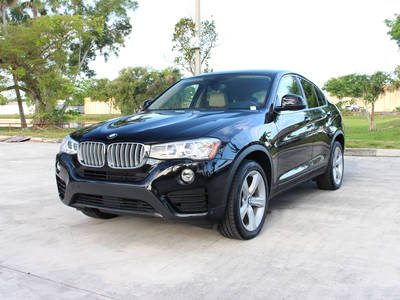 Used BMW X4 2016 MARGATE XDRIVE28I