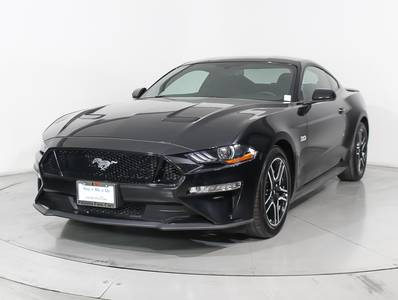 Used FORD MUSTANG 2019 HOLLYWOOD GT