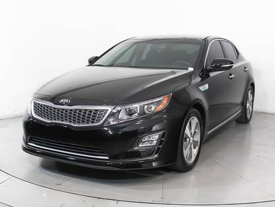 Used KIA OPTIMA 2015 MIAMI EX HYBRID