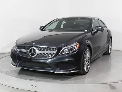 Used MERCEDES-BENZ CLS-CLASS 2016 HOLLYWOOD CLS400
