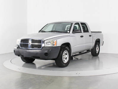 Used DODGE DAKOTA 2007 WEST PALM ST