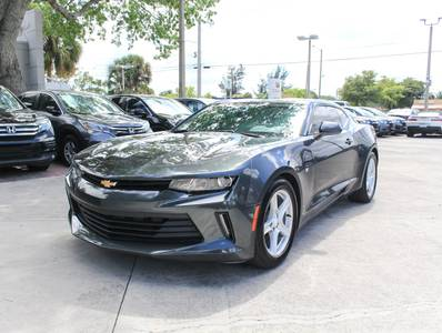 Used CHEVROLET CAMARO 2018 WEST PALM 1LT