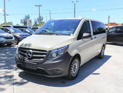 Used MERCEDES-BENZ METRIS 2016 WEST PALM Passenger Van