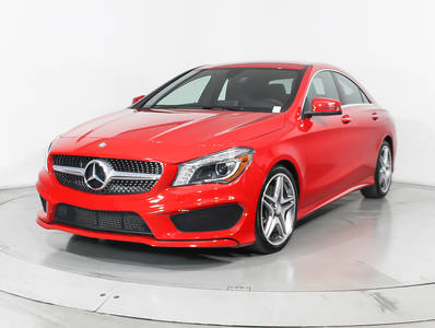Used MERCEDES-BENZ CLA-CLASS 2015 WEST PALM Cla250 Sport