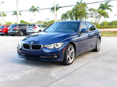 Used BMW 3-SERIES 2016 MARGATE 340i Sport