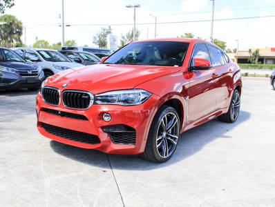 Used BMW X6-M 2015 MIAMI