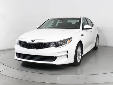 Used KIA OPTIMA 2018 WEST PALM Lx