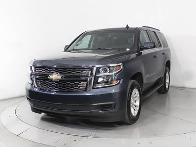 Used CHEVROLET TAHOE 2019 HOLLYWOOD Lt 4x4