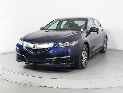 Used ACURA TLX 2017 HOLLYWOOD