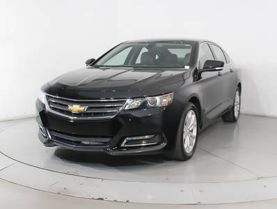 Used CHEVROLET IMPALA 2019 MIAMI Lt 1lt