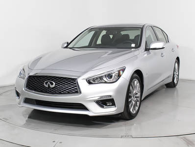 Used INFINITI Q50 2019 WEST PALM 3.0t Luxe