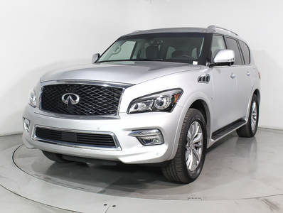 Used INFINITI QX80 2017 WEST PALM