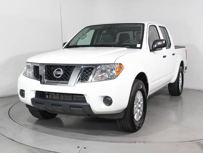 Used NISSAN FRONTIER 2019 HOLLYWOOD Sv Crew Cab