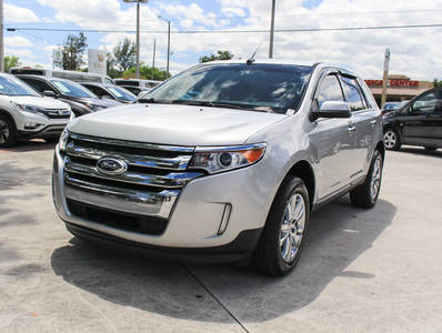 Used FORD EDGE 2014 WEST PALM LIMITED