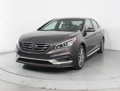 Used HYUNDAI SONATA 2015 HOLLYWOOD 2.0t Sport