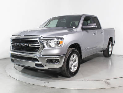 Used RAM 1500 2019 WEST PALM Big Horn 4x4