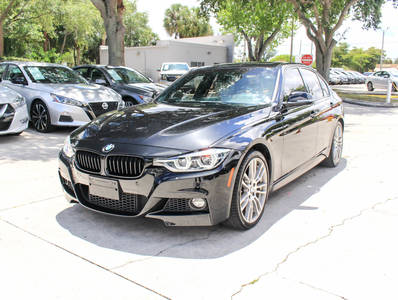 Used BMW 3-SERIES 2016 WEST PALM 340i M Sport