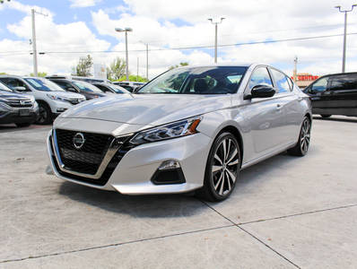 Used NISSAN ALTIMA 2019 WEST PALM 2.5 SR