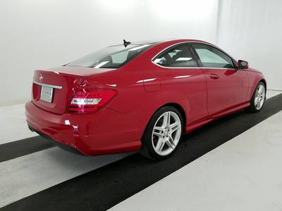 Used MERCEDES-BENZ C-CLASS 2015 WEST-PALM C250