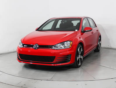 Used VOLKSWAGEN GTI 2016 HOLLYWOOD S