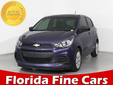 Used CHEVROLET SPARK 2016 WEST PALM LS