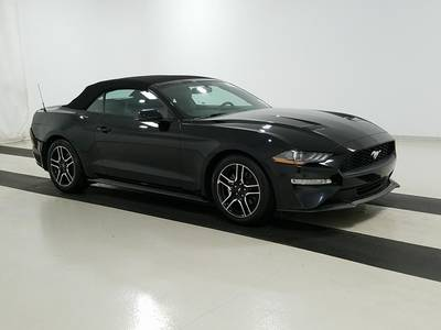 Used FORD Mustang 2018 WEST PALM Ecoboost Premium