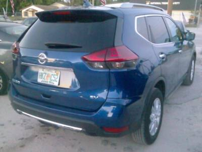 Used NISSAN Rogue 2018 WEST PALM Sv