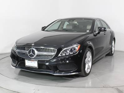 Used MERCEDES-BENZ CLS-CLASS 2015 MIAMI CLS550