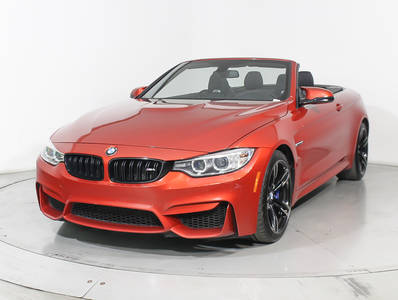 Used BMW M4 2016 HOLLYWOOD