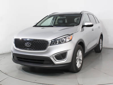 Used KIA SORENTO 2016 HOLLYWOOD Lx Leather