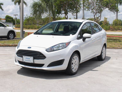 Used FORD FIESTA 2016 MARGATE S