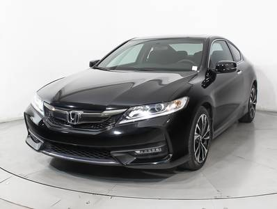 Used HONDA ACCORD 2016 HOLLYWOOD EX