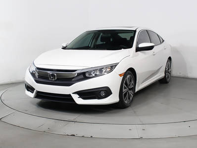 Used HONDA CIVIC 2016 HOLLYWOOD EX-T