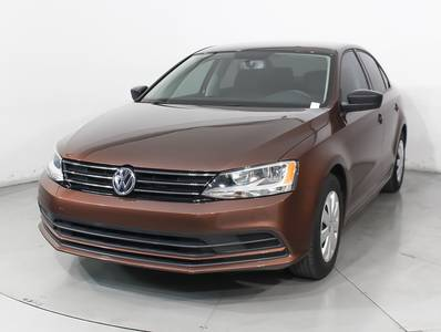 Used VOLKSWAGEN JETTA 2016 WEST PALM 1.4t S