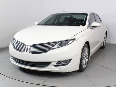 Used LINCOLN MKZ 2013 MIAMI