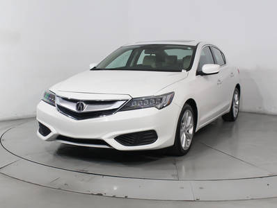 Used ACURA ILX 2016 HOLLYWOOD
