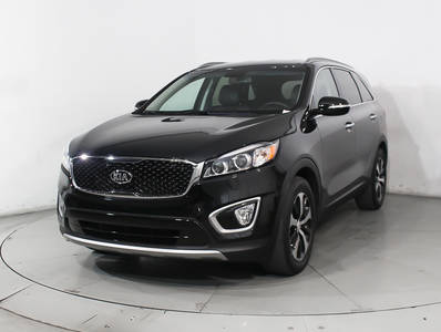 Used KIA SORENTO 2016 MIAMI Ex 3rd Row