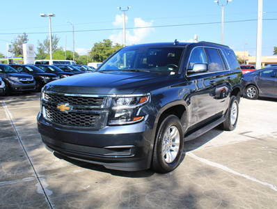 Used Chevrolet Tahoe 2019 WEST PALM LT