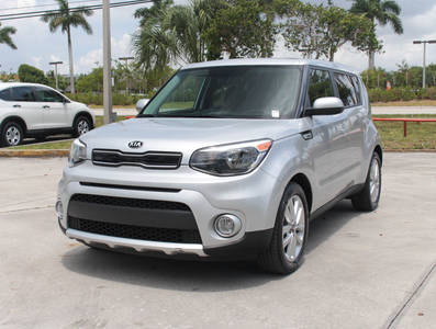 Used KIA SOUL 2018 MARGATE Plus