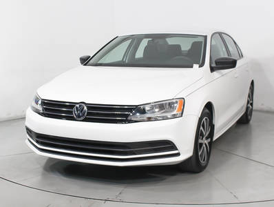 Used VOLKSWAGEN JETTA 2016 HOLLYWOOD 1.4T SE