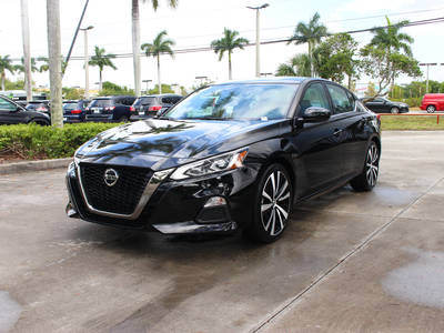 Used NISSAN ALTIMA 2019 MARGATE 2.5 SR