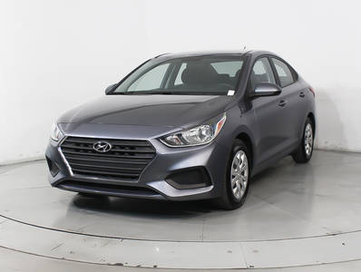Used HYUNDAI ACCENT 2018 HOLLYWOOD Se
