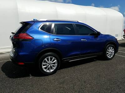 Used NISSAN ROGUE 2017 MIAMI Sv