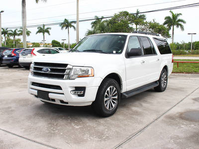 Used FORD EXPEDITION-EL 2015 MARGATE Xlt