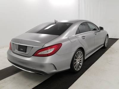 Used MERCEDES-BENZ CLS-CLASS 2016 WEST PALM CLS400